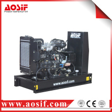 AC Three Phase Output Type 9KW / 11KVA 60HZ Open Genset With Perkins Engine 403D-11G
