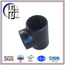 Кованый A234 / A105 Углеродистая сталь, уменьшающая тройник (приспособление для стыковой сварки) с большой скидкой