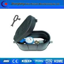 Plastic water meter box
