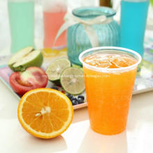 Tashiliving  Crystal Clear PP Plastic Cups