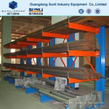 Warehoue Rolling Cargo Wholesale Cantilever Shelf Rack