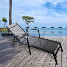 Fashion and durable textoline poolside beach sun lounger