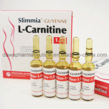 Perte de poids Fat Burning 2.0g L-Carnitine Injection