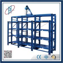 mold storage rack system