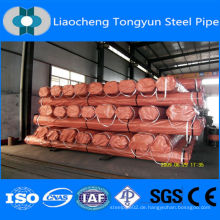 Stahlrohrgrößen-kaltgezogenes nahtloses Stahlrohrrohr