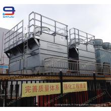 Tour de refroidissement de l'usine de tour de refroidissement Superdyma Tour de refroidissement de refroidissement par l'eau
