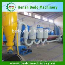 2014 the most professional saw dust flash dryer (wood briquettes production line) 008613253417552