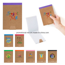 Cuaderno de tapa dura espiral promocional con logotipo personalizado