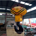High Quality Forged Crane Lifting Hook with 50t
