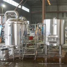 7 Fassbrühsystem, 7 bbl Brauereiausrüstung