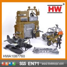 Venda quente Militar soldado jogo motor jogo brinquedo barato da China