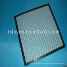 Reutilizável Teflon antiaderente Cozinhar Mesh Mat (FDA, SGS)