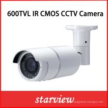 600tvl IR Outdoor Bullet CCTV-Kameras Lieferanten Sicherheitskamera (W24)