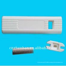 Вертикальные жалюзи - вес квадратного занавеса с утюгом 45 г для принадлежностей для вертикальной жалюзи, ручная ручка
