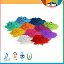 Themosetting Ral Color Chemical Resistance Polyester Paint Powder Coating
