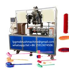 máquina plástica del cepillo / máquina del cepillo de limpieza / máquina del cepillo de pelo