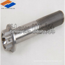 Gr5 titanium axle bolt