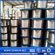 Certificado ISO de malla de alambre de acero inoxidable con precio de fábrica