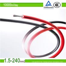 TUV PV1-F 0.6/1kv Germany 2pfg1169 4mm2 Solar PV Cable