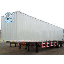 Trak Semi Trailer kontena 40feet