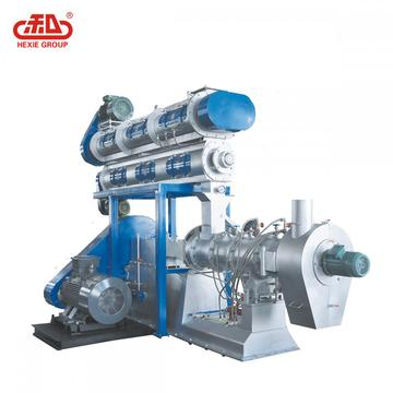 Aquatische visvoer Pellet Mill Extruder Machine