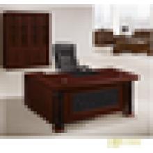Изогнутый офисный стол высокой глянцевый офисный стол уникальный офисный стол