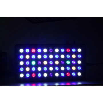 Fish tank 165W Luces de Acuario Led Regulables
