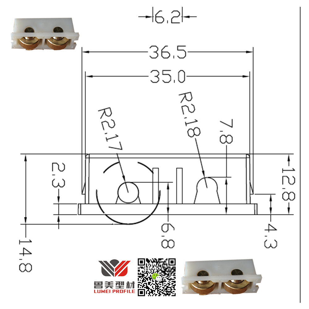Sliding Window Pulley