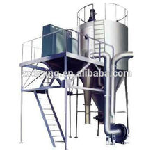 Machine à sécher par pulvérisation fluidisée