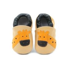 2018 Mignon Cartoon Baby Walker Chaussures en cuir souple