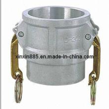 Accesorios de tubos de aluminio Camlock
