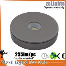 Slim 12V Cabinet Lights Cuisine Gamme montée en surface IP44 LED Cabinet Light LED sous les lampadaires