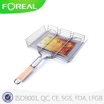 Small Portable Meet BBQ Grill for Outdoor