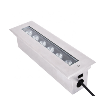 Landschaftsbeleuchtung Ip67 6W LED Linear Inground Light