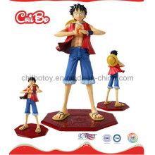 One Piece Series Plastic Figure Toy (CB-PF016-S)