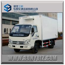 5t Forland 4X2 gekühlter Van Truck