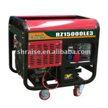 Дизельный генератор с воздушным охлаждением