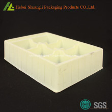 Plastic health care products packaging box