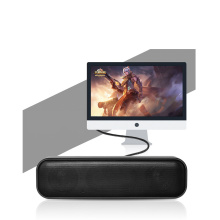 Wired Computer Sound Bar Stereo USB Powered