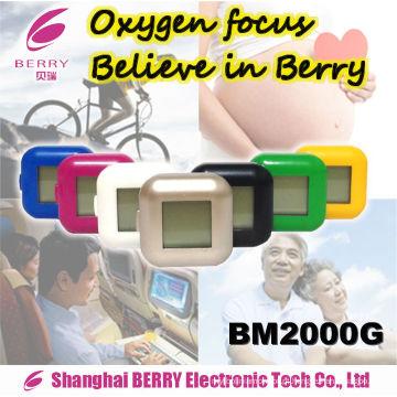 Novo design Round Shape Bluetooth Smart Ring Heart Rate Monitor