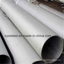 Tubulação / tubo soldados de aço inoxidável 316ti