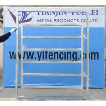 Кованые защитные ограждения из кованого железа / Защитная ограждающая панель / Оцинкованная обшивочная доска для горячего окунания