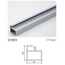 Aluminum Frame for Kitchen Cabinet