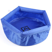 Outdoor Folding Camping Sink Washing Wash Basin Bucket Hiking