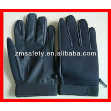 Tactical Police Shooting Gloves