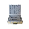 Equipo Caja de herramientas Caja de herramientas de aluminio con cajones Aluminio