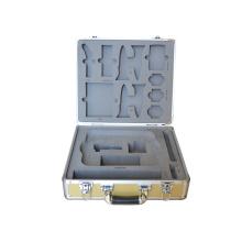 Ausrüstung Instrumentenkoffer Aluminium Werkzeugkoffer mit Schubladen Aluminium