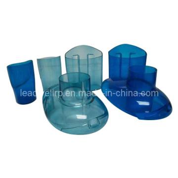 Protótipo claro / transparente da carcaça de vácuo para o aparelho electrodoméstico (LW-05001)
