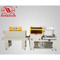 Automatische drei-Seiten-Film Dichtungsmaschine mit L-Cutter für PVC POF PP Hitze schrumpfen Tunnel automatische Verpackungsmaschinen