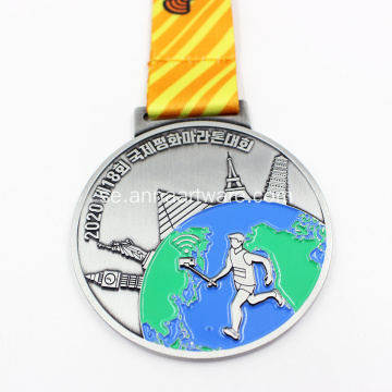 Guld Silver Bronze Sports Award Medal
